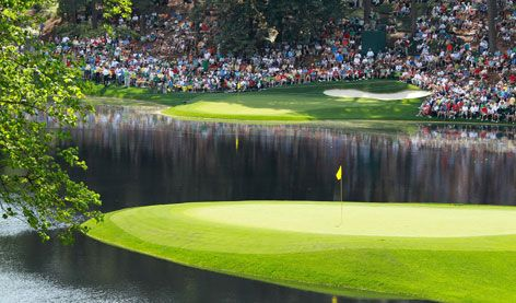 the us masters golf